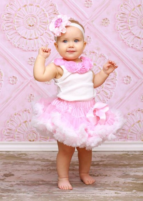 Sweet Pink Boutique Tutu Set