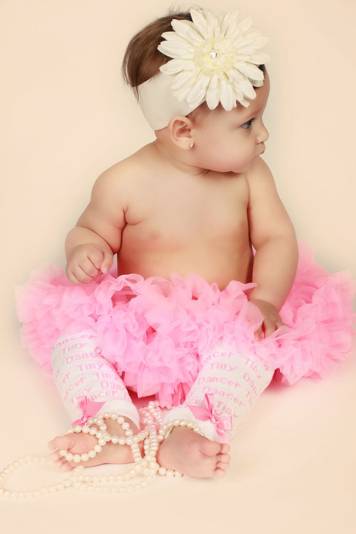 Baby Pink Pettiskirt