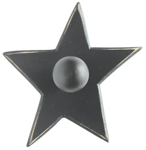 Blue Star Peg