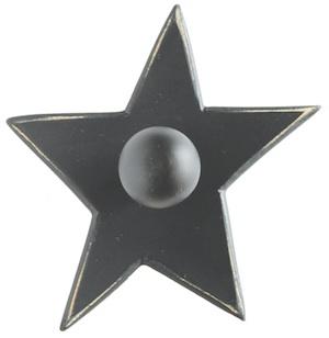 Blue Star Peg