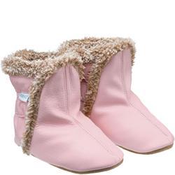 Robeez Classic Bootie - Pastel Pink