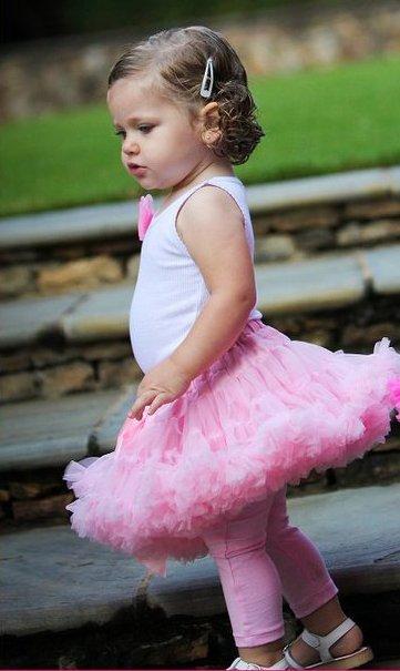 Precious Petti Skirt - Baby Pink