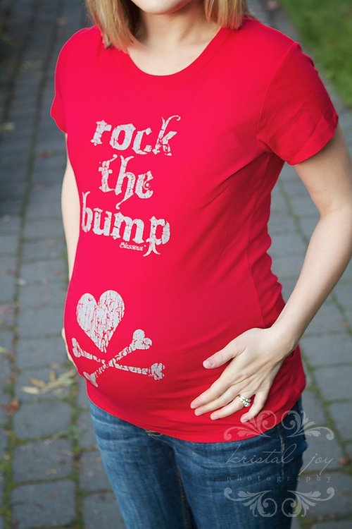 Blessence Rock the Bump- Red