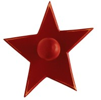 Red Star Peg