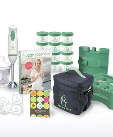 Sage Spoonfuls On-the-Go Package