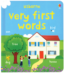 Very First Words Book